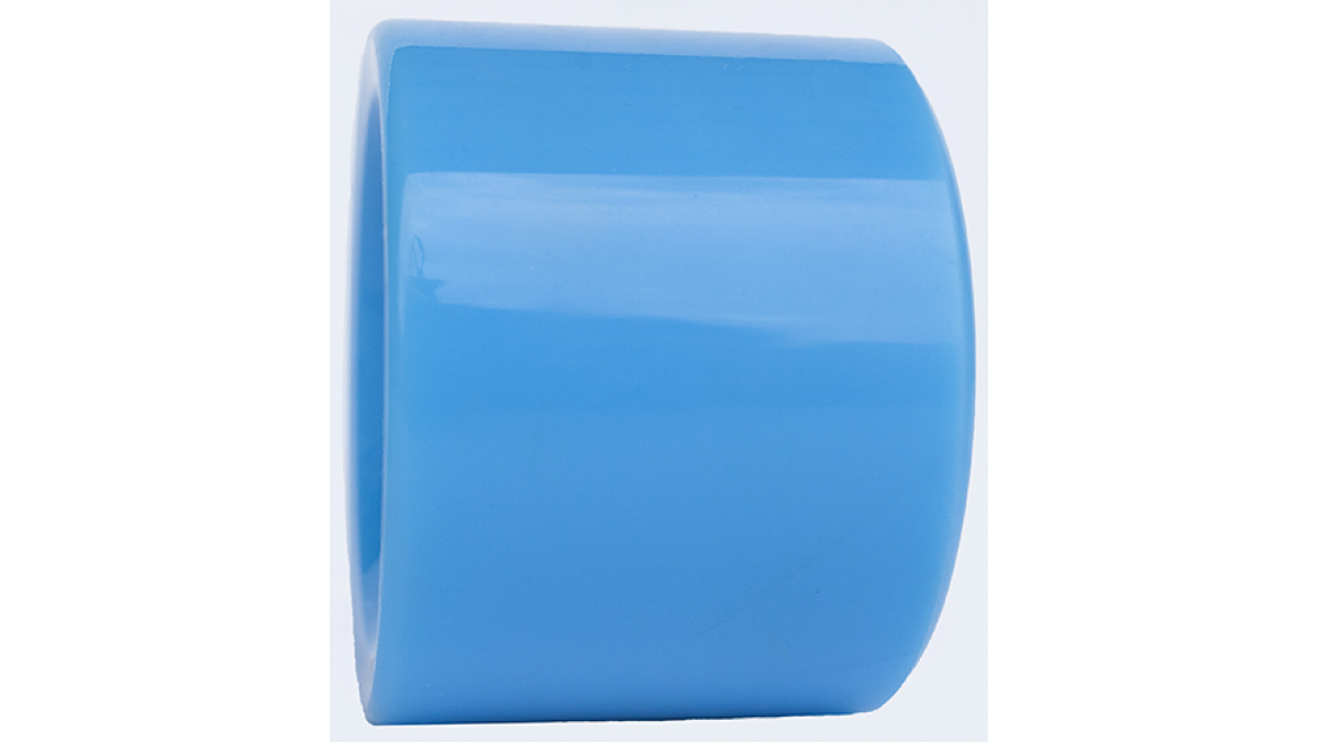 70MM 83A Longboard Blue