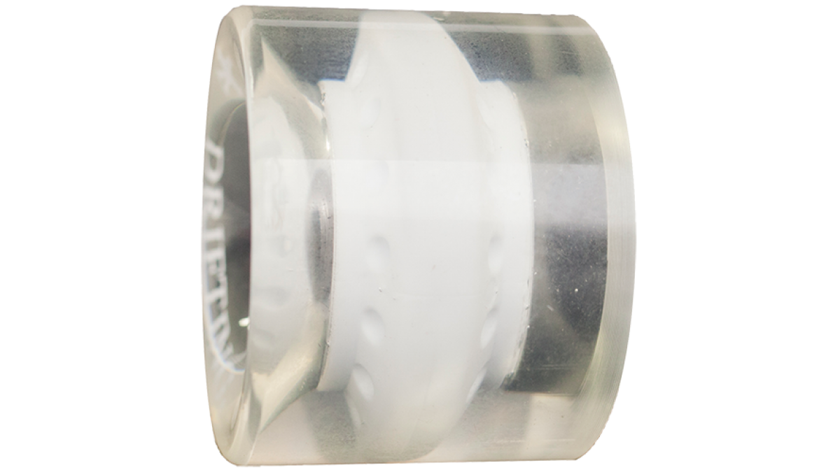 60MM 83A Cruisers White Transparent